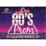 80's Prom Gala